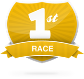 1 Races Completed