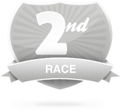 2 Races Completed